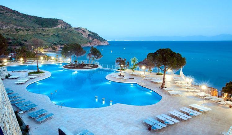 Aria Claros Beach Spa Resort Izmir Holidays To Turkey Broadway Travel