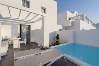 Antoperla Luxury Hotel Spa Thira Holidays To Greek Islands