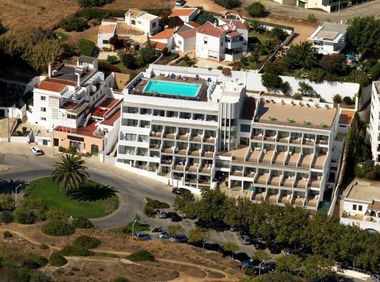Carvi Beach Hotel Algarve Algarve Holidays To Portugal Broadway