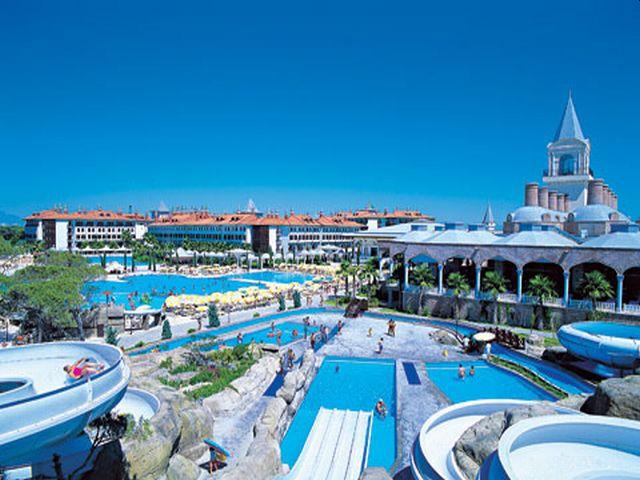 Limak Lara Deluxe Hotel Resort Antalya Holidays To Turkey