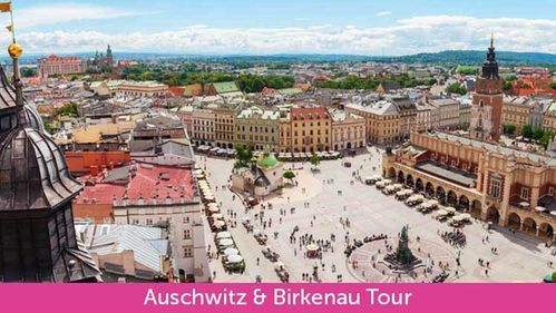 Krakow Break with Tour