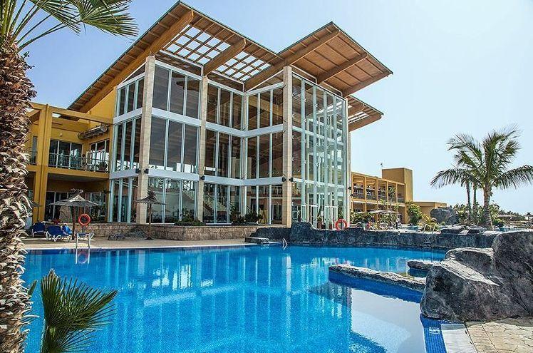 Ambar Beach Spa Fuerteventura Holidays To Canary Islands
