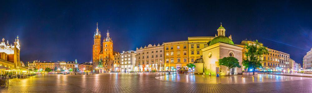 City Breaks in Krakow