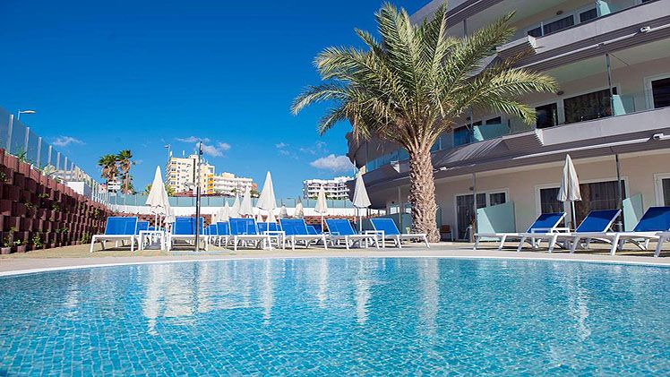 Suitehotel Playa Del Ingles Gran Canaria Holidays To Canary