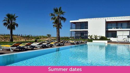 Algarve Stay in New Hotel