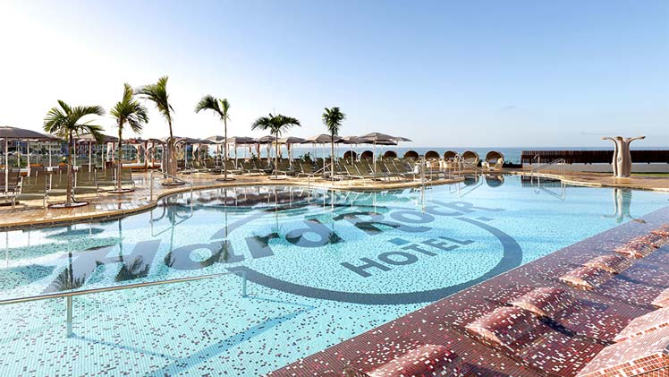 Hard Rock Hotel Tenerife Holidays To Canary Islands Broadway