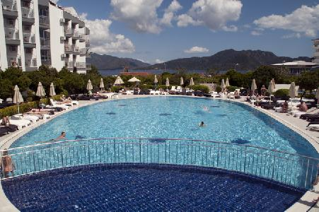 Luna Beach Deluxe Hotel Dalaman   Holidays to Turkey ...