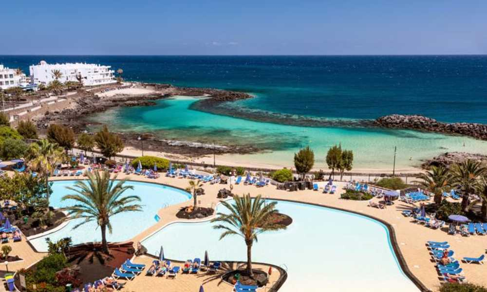 Grand Teguise Playa Hotel Lanzarote Holidays To Canary Islands Broadway Travel