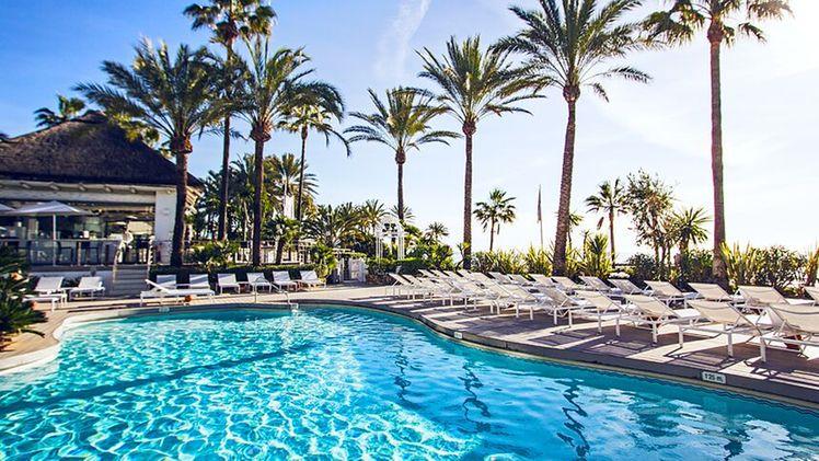 Puente Romano Beach Resort Spa Costa Del Sol Holidays To Mainland Spain Broadway Travel