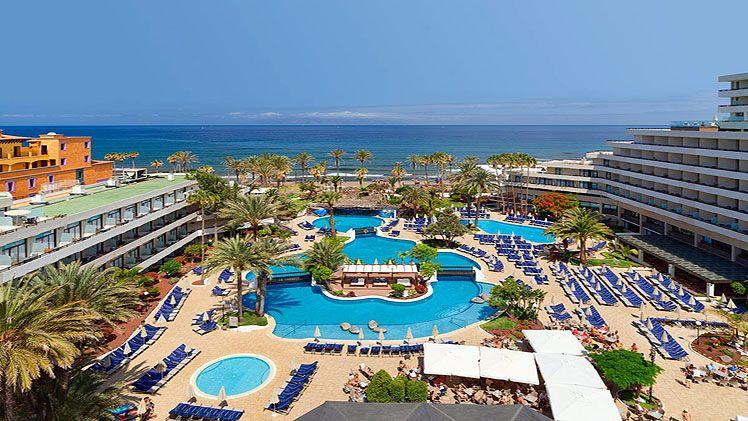 Hotel H10 Conquistador Tenerife Holidays To Canary Islands