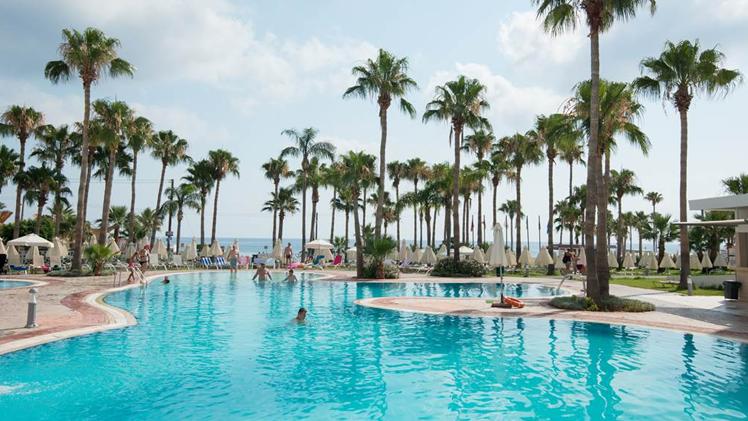 Anastasia Beach Hotel And Apartments Cyprus | Holidays to ...
