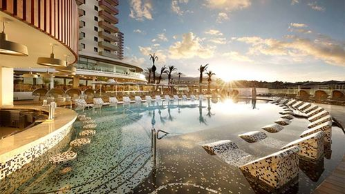 Hard Rock Tenerife Break