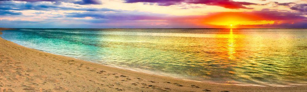 Summer Sun Setting Over Hendersyde © Alistair Murdoch