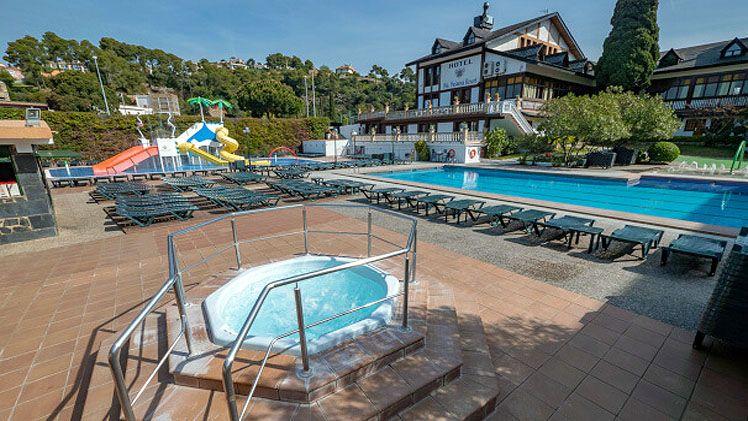 Santa Susanna Resort Hotel Costa Brava Holidays To
