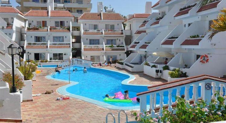 Las Floritas Apartments Tenerife Holidays To Canary Islands Broadway Travel