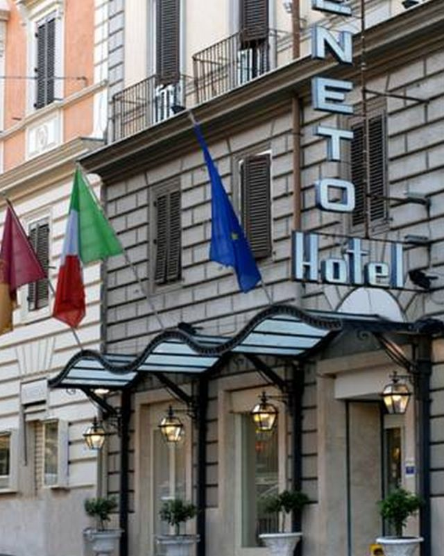 Hotel Veneto Palace Rome | Holidays to Italy | Broadway Travel