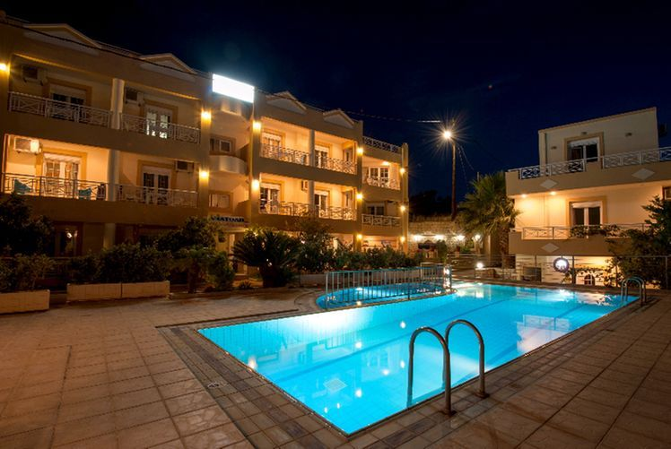 Sunrise Apartments Crete | Holidays to Greek Islands ...